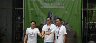 "BINUS WISUDA 58 ""EMPOWERING SELF TO BE A GLOBAL CITIZEN"""