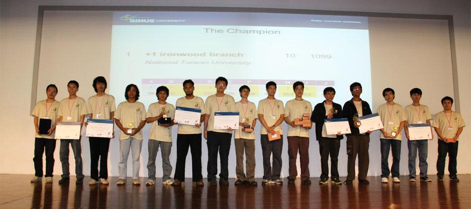 BINUS UNIVERSITY Hadiri Silaturahmi Triputra Group
