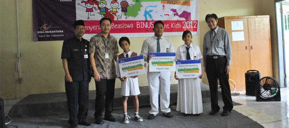 BINUSIAN Jawara Business Solution Competition