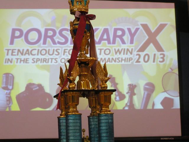 Opening Porsekary X 2013