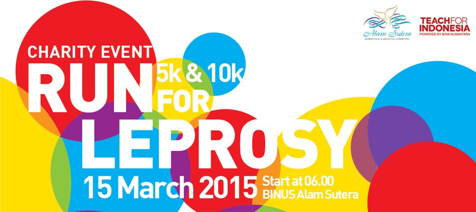Run for Leprosy