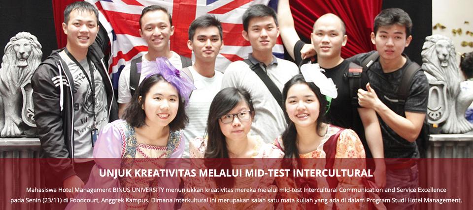 Unjuk Kreativitas Melalui Mid-Test Intercultural