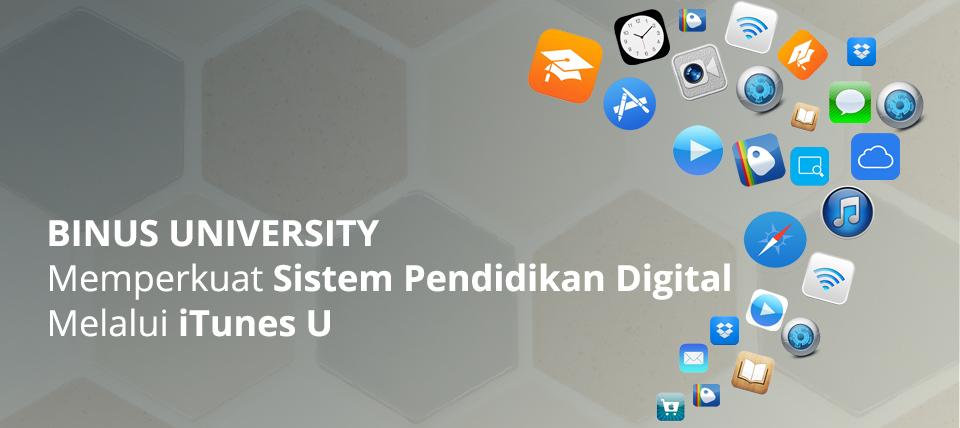 IELTS dan TechMediaTalk Kini Hadir di Binus iTunes U