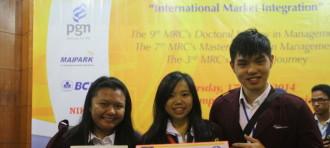 Beating a Hundred Participants, BINUS INTERNATIONAL Comes Third
