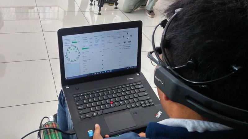 Proses-Training-Bina-Nusantara-Wheelchair