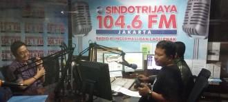 """""""Talk to CEO"""" with Sindo Trijaya FM"""