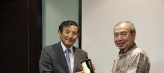 Kunjungan Diplomatik dan Kuliah Umum oleh Gubernur Wakayama Jepang di BINUS UNIVERSITY