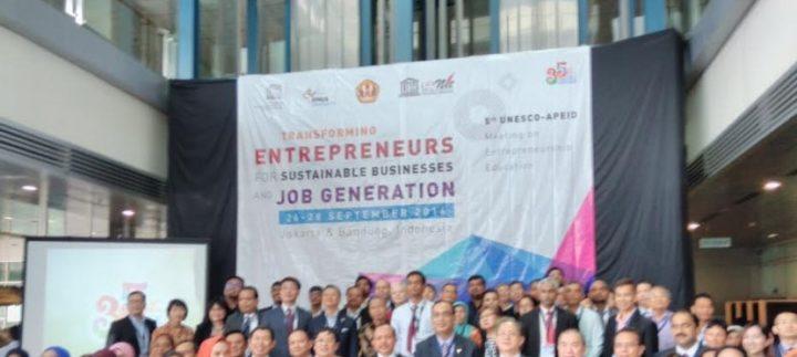 UNESCO Gelar Pertemuan Jaringan Entrepreneur di Binus University