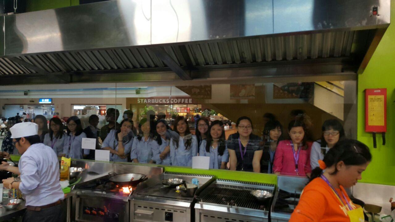 Cooking Audiences