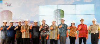 BINA NUSANTARA RAIH PENGHARGAAN INDONESIAN EMPLOYERS OF CHOICE AWARD