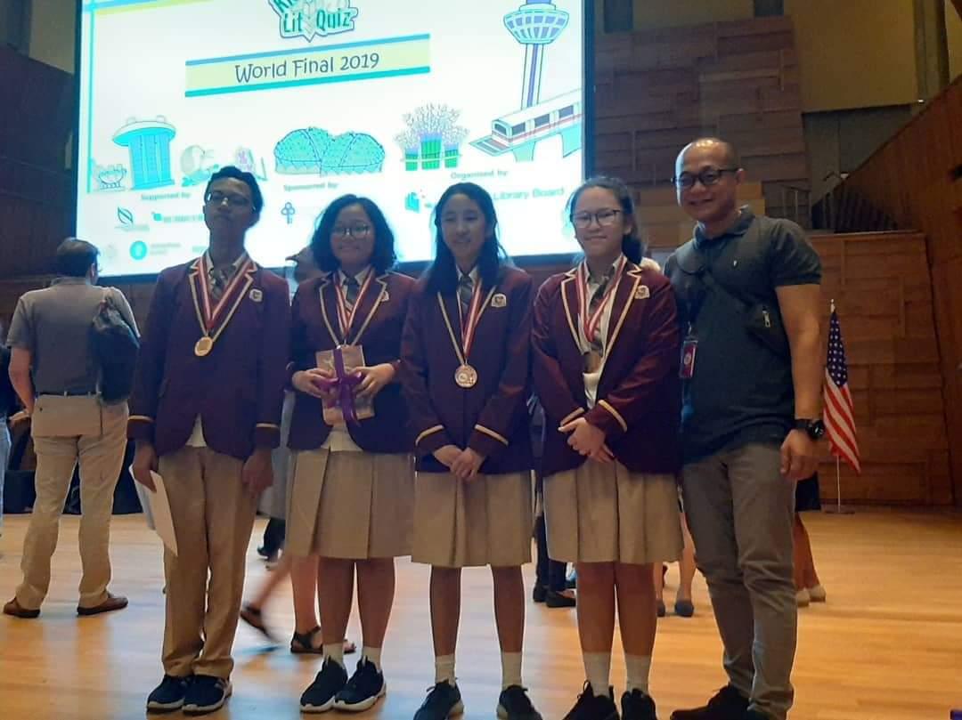 Pelajar BINUS SCHOOL Bekasi Mewakili Indonesia dalam Kompetisi Literatur Anak-Anak Tingkat Dunia