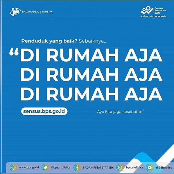 Sensus Online Bersama BPS DKI Jakarta